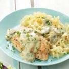 Creamy Chicken with Noodles