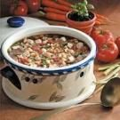 Basil Turkey Soup