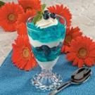 Icy Blue Parfaits