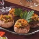 Savory Stuffed Mushrooms