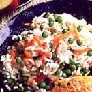 Rice and Green Pea Side Dish