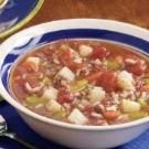 Grandmother's Hamburger Stew