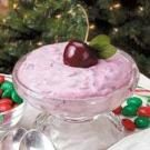 Cherry Cheesecake Mousse