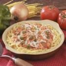 Ground Turkey Spaghetti Pie