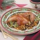 Cornish Hen with Orange Stuffing
