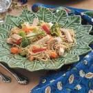Turkey Vegetable Lo Mein