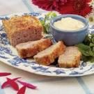 Ham Loaf with Horseradish Sauce