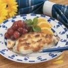 Cheese-Topped Swordfish
