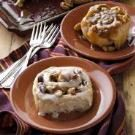 Walnut-Caramel Sticky Buns