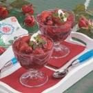 Ruby Fruit Compote