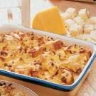 Chili Cheese Strata