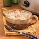 Creamy Cabbage-Pork Stew