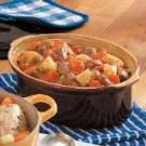 Winter Oven Beef Stew
