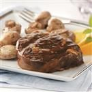Glazed Beef Tournedos