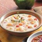 Simple Shrimp Chowder