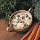 Sausage Broccoli Chowder