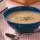 Roasted Onion & Garlic Soup