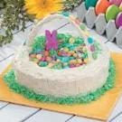 Easter Basket Candy Cake