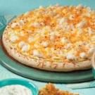 Curried Crab Pizza