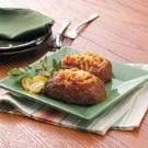 Cheese-Topped Meat Loaves