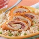 Simple Chicken Cordon Bleu