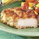 Tangy Breaded Pork Chops