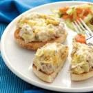 Tuna Artichoke Melts