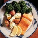 Hot Kippered Salmon