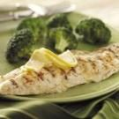 Grilled Dijon Fish