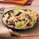 Steak 'n' Fries Salad
