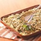 Makeover Spinach Tuna Casserole