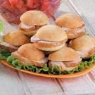 Seasoned Turkey Sandwiches