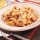 Penne Chicken with Sun-Dried Tomatoes