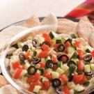Greek Garden Appetizer