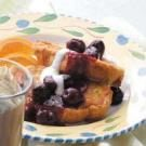 Sweet Cherry French Toast