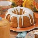 Orange Glazed Bundt Cake
