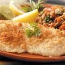Dijon-Crusted Fish