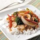 Stir-Fried Walnut Chicken