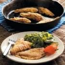 Southwestern Fried Perch