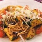 Pasta with Flavorful Veggies