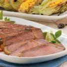 Grilled Marinated Sirloin