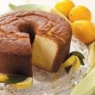 Lemon-Buttermilk Pound Cake
