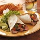 Grilled Fajitas with Pico de Gallo
