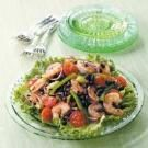 Black Bean Shrimp Salad