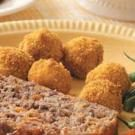 Parmesan Potato Balls