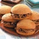 Potluck Barbecued Pork Sandwiches