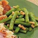 Asian Green Beans with Walnuts