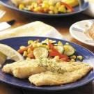 Parmesan Fish Fillets