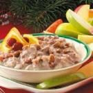 Cran-Orange Fruit Dip