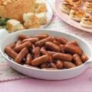 Orange-Glazed Smokies